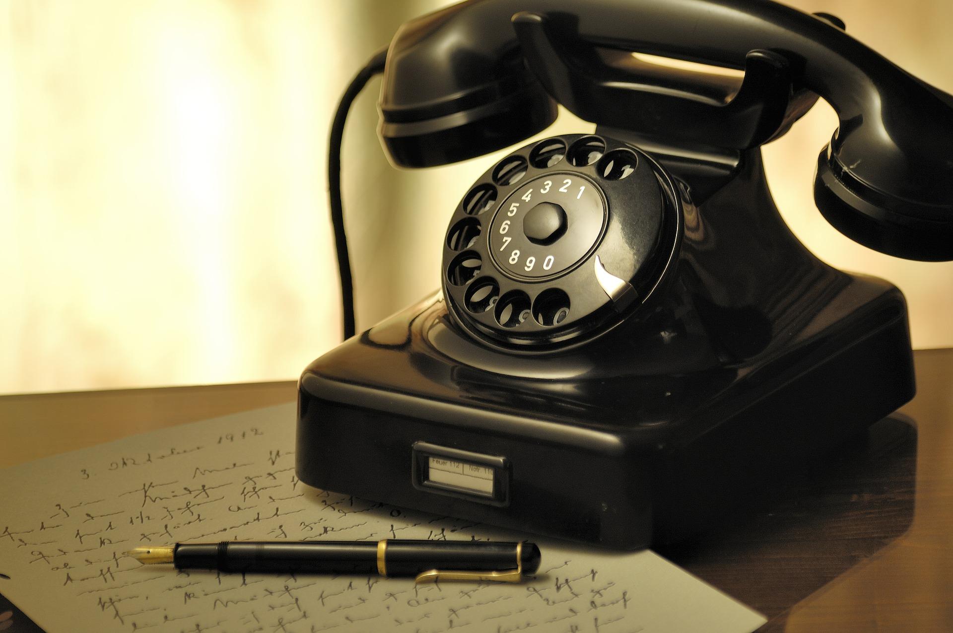 telephone, phone
